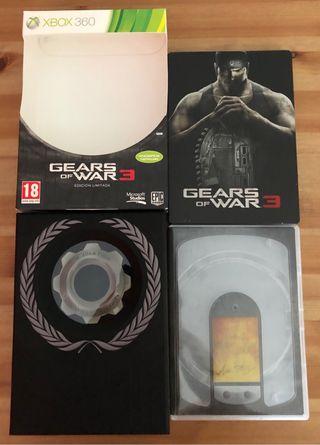 Gears of war 3 Ed. Coleccionista