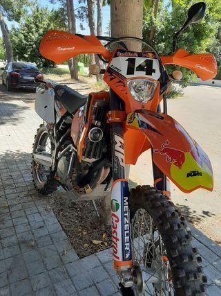 Motos Ktm Enduro 125 De Segunda Mano En Valencia En Wallapop