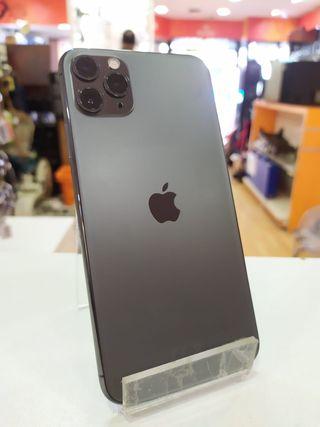 IPHONE 11 PRO MAX 64GB GRIS ES *Garantía* (220861)