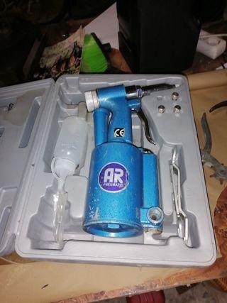 remachadora de aire