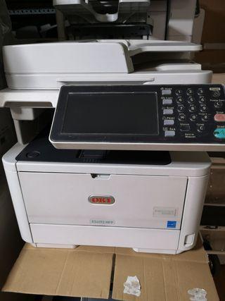 Impresora Multifuncion Monocromo Oki ES4192