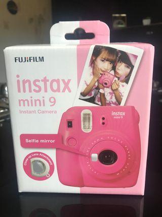 Instax New Camera