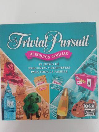 Juego Trivial Pursuit III Ed. Familiar