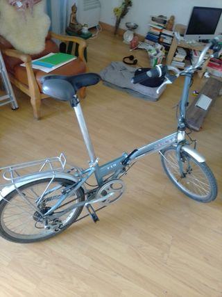 Bicicleta Plegable MONTY F19.