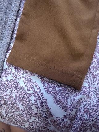 pantalon paperbag