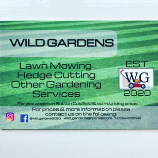 Gardening service