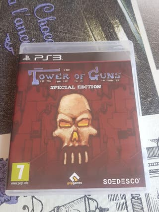 tower of guns especial edition ps3