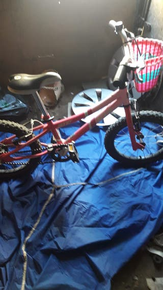 bicicleta para niños de 4a6 Años