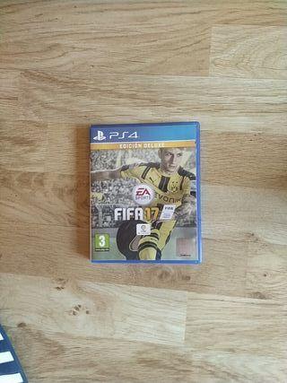 FIFA 17 EDICION DELUXE