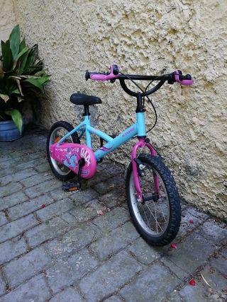 bici para 5-7 años