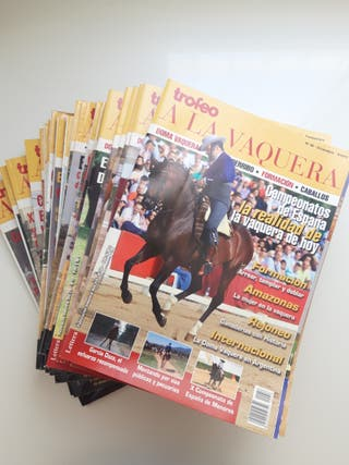 Revistas Trofeo a la Vaquera