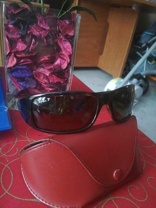 gafas de sol marrones polarizadas RayBan unisex