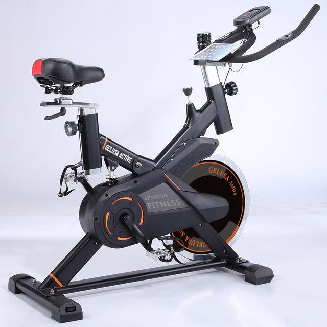 Bicicleta spinning estatica ciclo indoor 20 Kilos