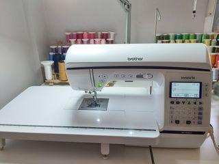 Maquina coser Brother NV1800Q