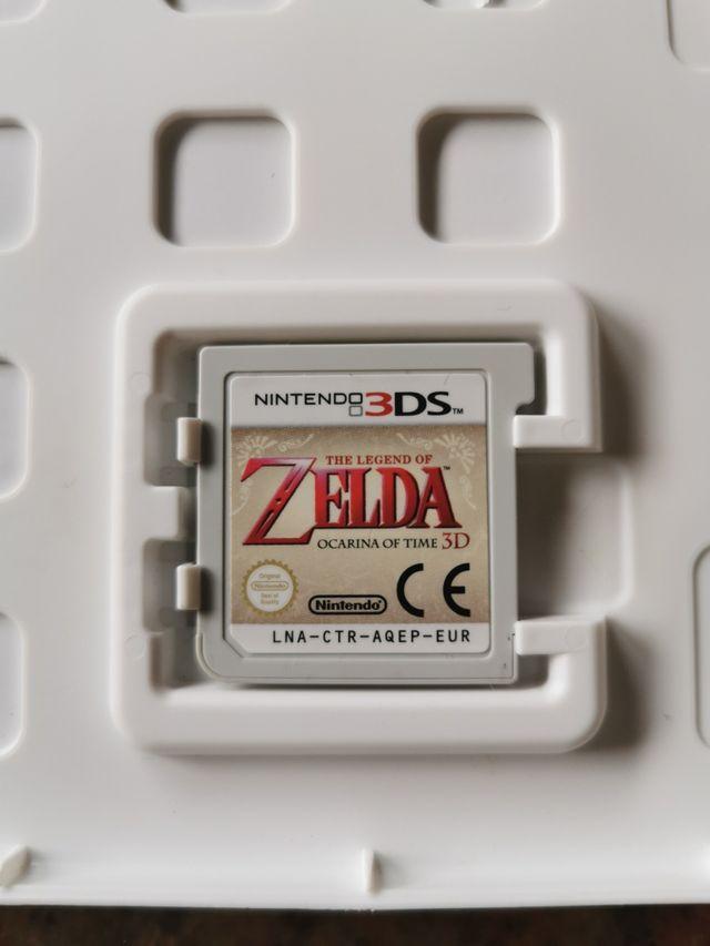 The Legend of Zelda Ocarina of Time 3D 3DS