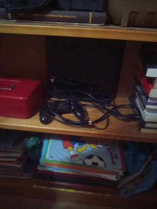 PS4 + Mando (sin HDMI)