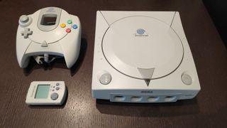 Consola Sega Dreamcast