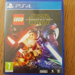 Lego star wars ps4 edición limitada
