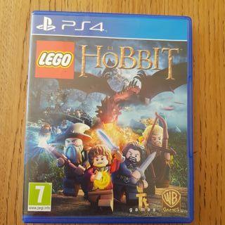 Videojuego lego El Hobbit ps4