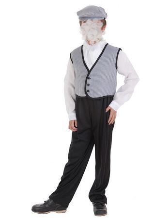 Disfraz de chulapo - talla 4-6 años