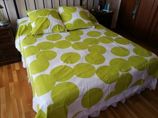 Funda nórdica y de almohadones