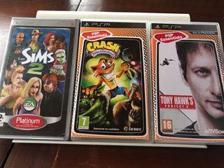 Pack PSP Clasics 1