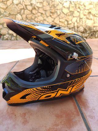 Casco Oneal integral bicicleta