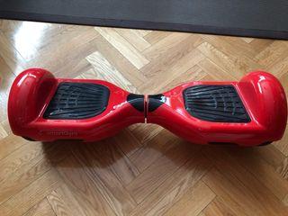 Hoverboard SmartGyro con funda y cargador