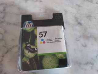 VENDO CARTUCHO DE TINTA HP 57