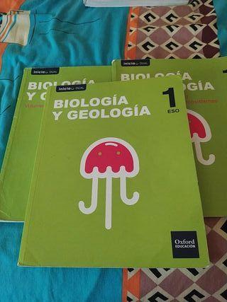 Biología y Geología 1eso