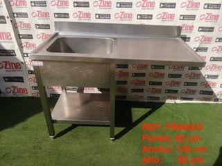 REF: FR00025 Fregadero inox