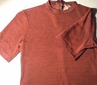 Camiseta básica forever 21