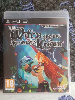 the wifcg and the hundred knight ps3