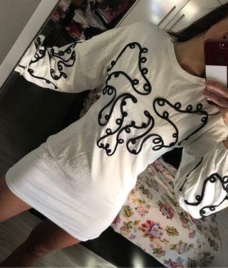 Vestido algodón