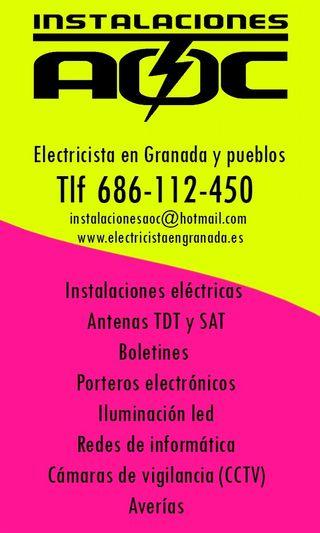 Electricista y antenista