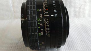 Objetivo SIGMA 1:2.8 28mm
