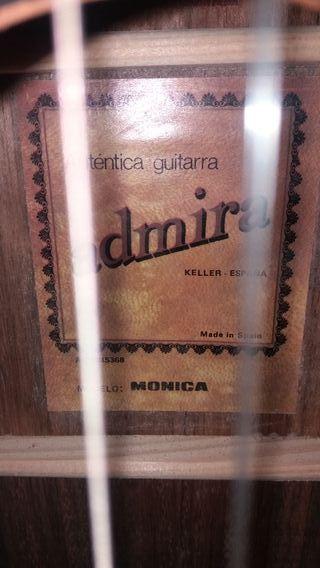 guitarra nueva Altamira