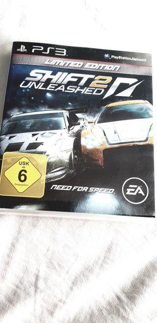 Videojuego NFS Unldashed 2 Edición Limitada PS3