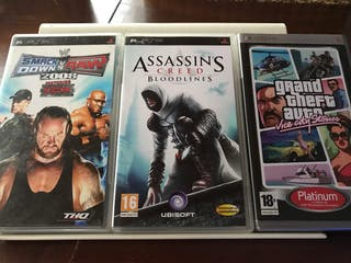Pack PSP clasics 2