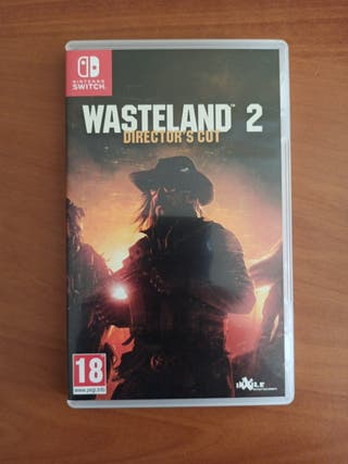 Wasteland 2 Switch