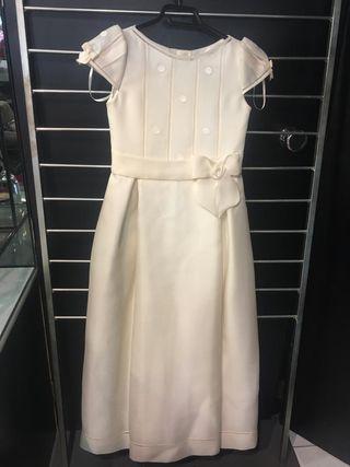 Vestido comunión talla 115. NUEVO