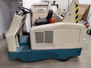 Barredora industrial Tennant 6200