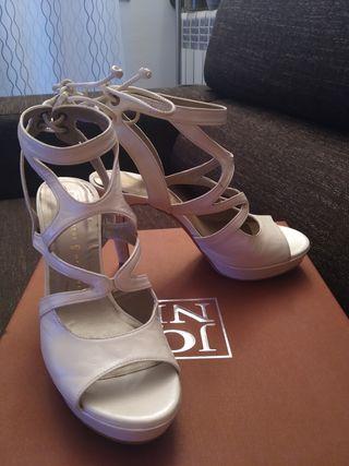 Zapatos novia Talla 35