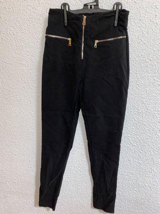 Pantalón ajustado zoeshop