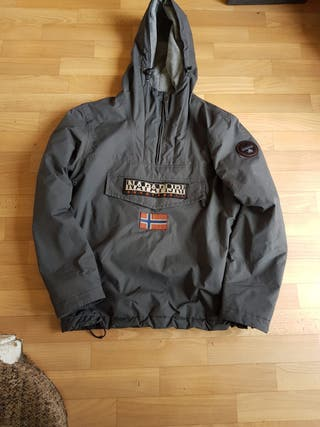 New Napapijri coat