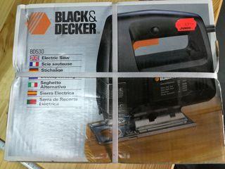CALADORA BLACK DEKER BD530