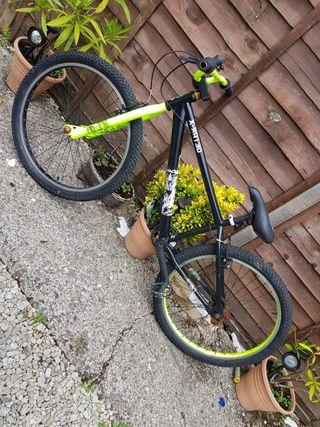 Barely Used mountain x dirt bike