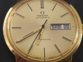 Omega Geneve cal 1022