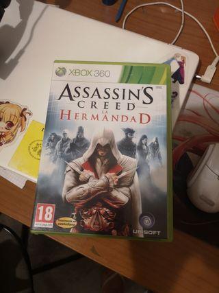 Assasin's Creed La Hermandad Xbox 360