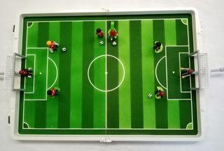 Playmobil maletín campo de fútbol